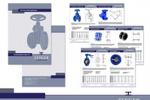 Каталог для компании, занимающейся трубопроводным оборудованием