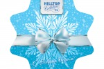 Упаковка подарочного чая Hilltop Снежинка 1