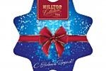 Упаковка подарочного чая Hilltop Снежинка2