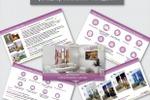 Дизайн презентации фотоштор компании «ТОМДОМ»