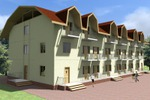 Проект гостиница. Херсон