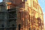 строительство. церковь