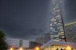 3d визуализация торговых и бизнес центров