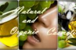 """100% Organic Cosmetics"""