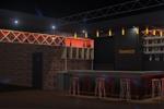 3d дизайн барной стойки