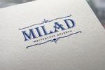 Логотип для мастерской дизайнерских шарфов