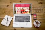 Дизайн сайта Lux Povar