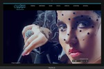Сайт для певицы Ларисы Гордьеры (2014)