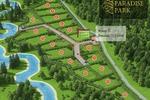 Анимированая схема поселка ParkParadise