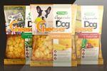 Дизайн упаковки сырных шариков (лакомство  для собак)