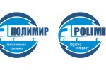 Логотип Полимир