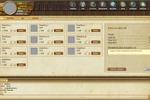 Интерфейс 2-й версии игры Тайский бокс