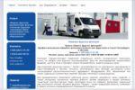 Сайт по обшивке фургонов в Санкт-Петербурге