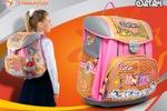 Дизайн рюкзака Safari