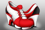 Redcreative boots