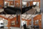 квартира лофт (коридор+студия)