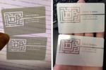 Визатная карточка / Арбитражный управляющий