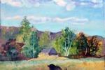 Деревня Овсянниково. Осень