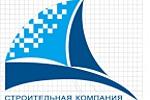 """Логотип для строительной компании """"Парус""""."""