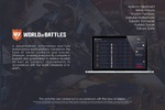 Презентация ISO проекта World of Battles