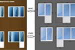 Окна для Домашнего проекта
