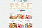 Сайт по организации праздников