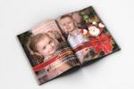 """Разворот журнала """"Покупай в Мирном"""" 12.2014"""