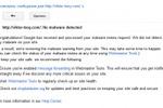Удаление вируса с сайта и снятие бана в Google