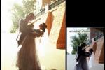 Монтаж свадебного фото 1