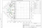 (СС) - Здание ФОК Горки - План расположения средств телевидения
