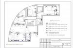 ЭОМ - Офисное здание - План сетей силового электрооборудования