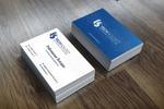Элементы фирменного стиля (визитки)