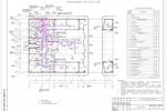 ОВ - Административное здание стоянки - План этажа