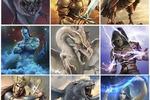 Серия иконок для игры