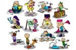 Комикс персонажи