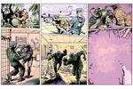 Комикс для квеста в помещении