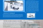 Сайт компании по поставке реагентов для дорог