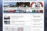 Наполнение сайта. Новости спорта.