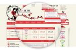 Дизайн функциональных страниц для интернет-магазина JAP_RF