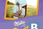 Конструктор слайд-ролика Milka Movie Maker (промо-приложение для