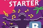 Dirol. Partystarter (промо-приложение для ВКонтакте)