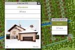 Интерактивная карта загородного посёлка