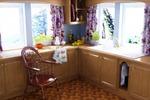 Моделирование и визуализация интерьера кухни