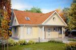 Загородный дом/Визуализация