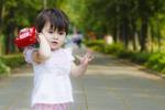 детский репортажный портрет