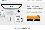 Сайт для VPN сервиса