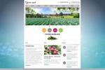 Сайт для агрохолдинга