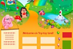 дизайн интернет-магазина игрушек