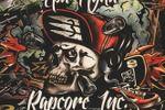Обложка Digi Pack - Три Пули - Rapcore inc. (2014)