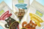 Серия упаковок кормов для животных